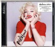 REBEL HEART - USA / ASIA (STANDARD) CD ALBUM